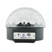 Светомузыка диско шар Magic Ball Music MP3 плеер с bluetooth Спартак XXB 01/M6