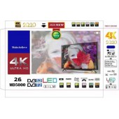Телевизор LED TV ultra HD-MD 5000-26 inch